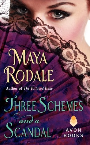 Three Schemes and a Scandal (The Writing Girls, #3.5)