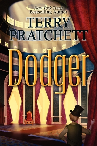 Dodger, by Terry Pratchett (review)