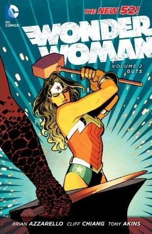Wonder Woman, Vol. 2 by Brian Azzarello