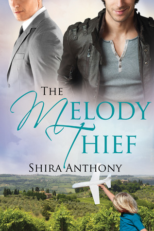 Book Review: The Melody Thief (Blue Notes #2) by Shira Anthony