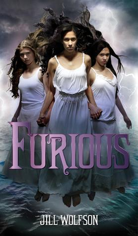 Furious book cover