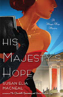Review: His Majesty's Hope, by Susan Elia MacNeal