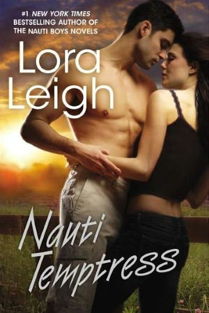 Book Review: Lora Leigh's Nauti Temptress