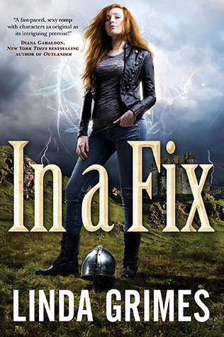 In a Fix book cover