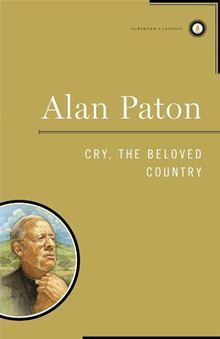 Cry beloved country character essay