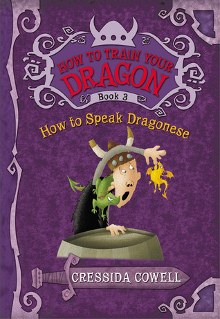 How to Speak Dragonese (How to Train Your Dragon, #3)
