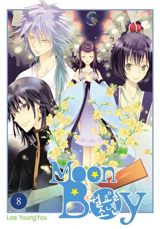 Moon Boy Volume 8 (Moon Boy, #8) Lee Young You