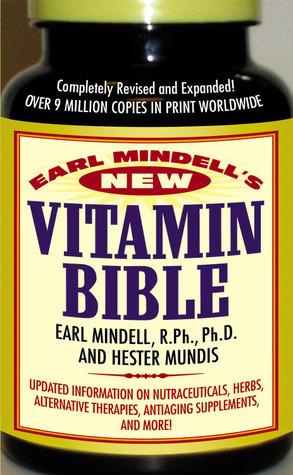 Earl mindells new vitamin bible pdf