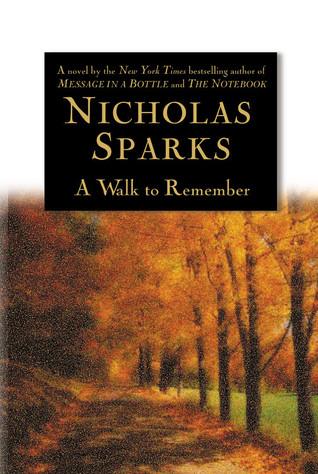 DeAnna Reviews: A Walk to Remember by Nicholas Sparks