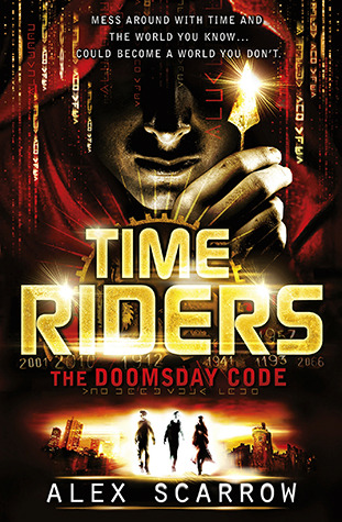 The Doomsday Code (TimeRiders, #3)