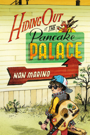 Hiding Out at the Pancake Palace by Nan Marino — Reviews ...