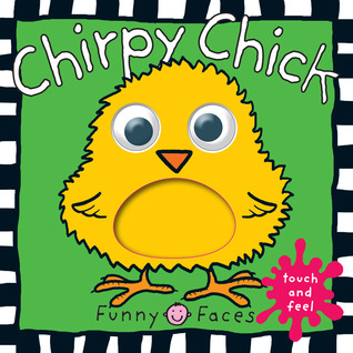 Funny Faces: Chirpy Chick - Large Roger Priddy