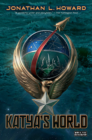 Book Review: Katya's World by Jonathan L. Howard