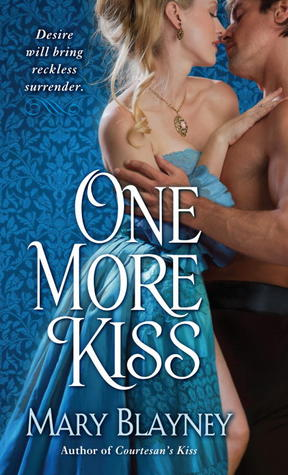 Book Review: Mary Blayney's One More Kiss