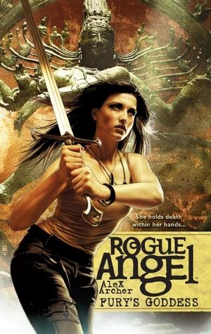 Book Review: Alex Archer's Fury's Goddess