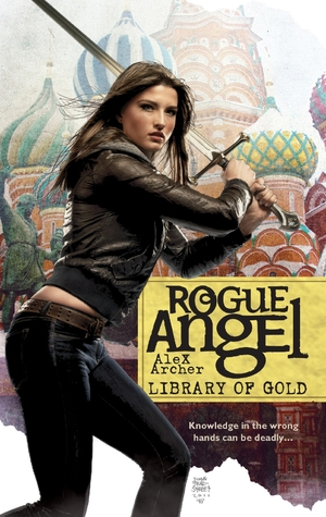 Book Review: Alex Archer's Library of Gold