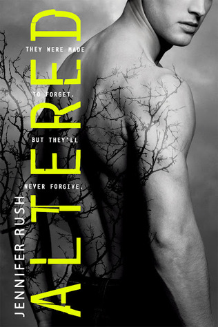 Altered (Altered #1) by Jennifer Rush