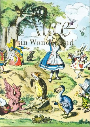 Alice's Adventures in Wonderland & Through the Looking-Glass (1901) by Lewis Carroll