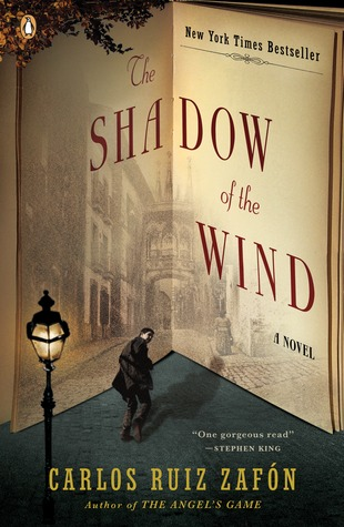 Review of The Shadow of the Wind By Carlos Zafon