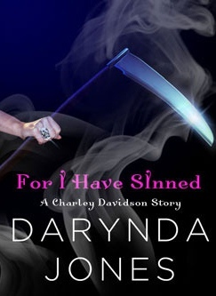 "Book Review: Darynda Jones' ""For I Have Sinned"""