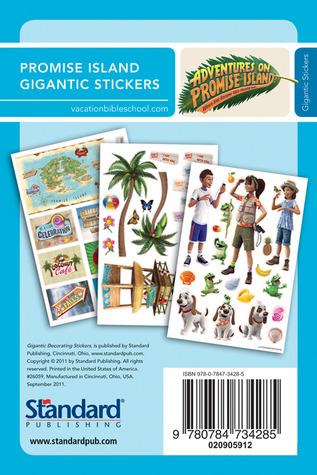 Gigantic Decorating Stickers Standard Publishing