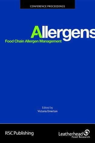 Food Chain Allergen Management  by  Leatherhead