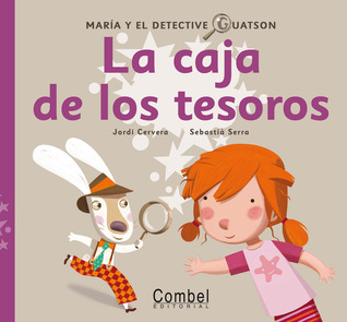 La caja de los tesoros  by  Jordi Cervera