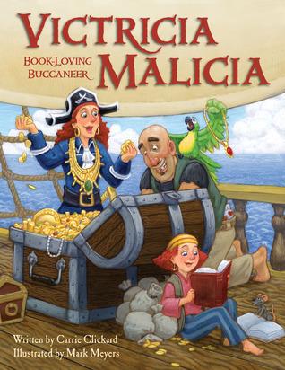 Victricia Malicia: Book-Loving Buccaneer