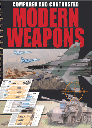 Modern Weapons Compared and Contrasted: Tanks Aircraft Small Arms Ships Artillery Amber Books