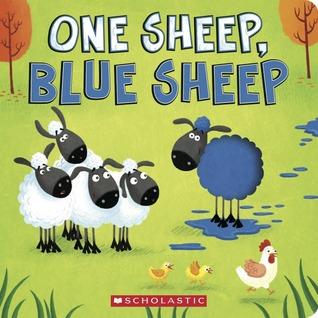 One Sheep, Blue Sheep  by  Thom Wiley