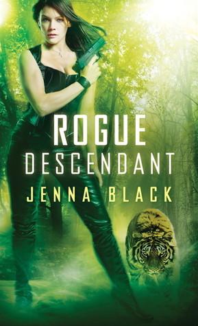 Book Review: Jenna Black's Rogue Descendant