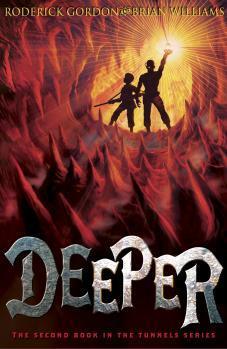 Deeper (Tunnels, #2)