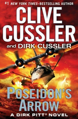 Book Review: Clive Cussler's Poseidon's Arrow