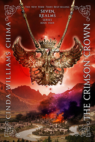The Crimson Crown (Seven Realms, #4)