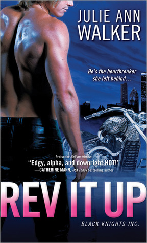 Book Review: Julie Ann Walker's Rev It Up