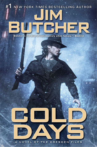 Book Review: Jim Butcher's Cold Days