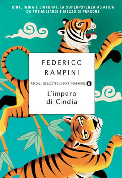Limpero di Cindia  by  Federico Rampini