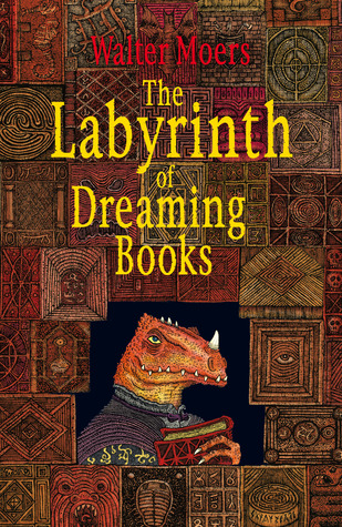 The Labyrinth of Dreaming Books (2012) by Walter Moers
