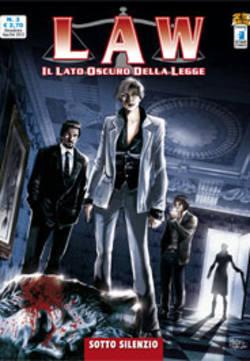 Law n. 3: Sotto Silenzio Davide Caci