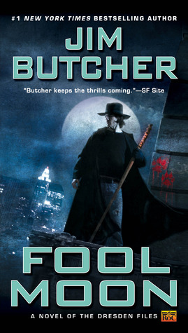 Book Review: Jim Butcher's Fool Moon