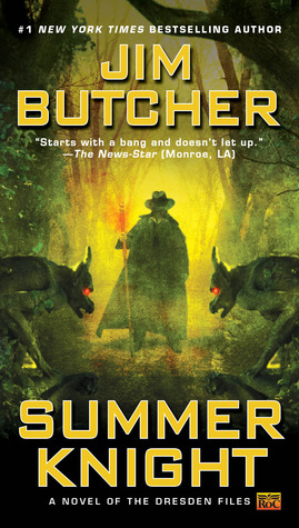 Book Review: Jim Butcher's Summer Knight