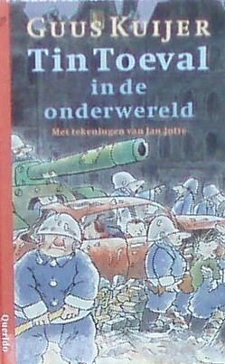 Book review | Tin Toeval in de onderwereld by Guus Kuijer | 2 stars