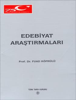 Edebiyat Araştırmaları Mehmed Fuad Köprülü