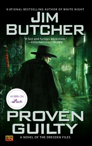 Book Review: Jim Butcher's Proven Guilty