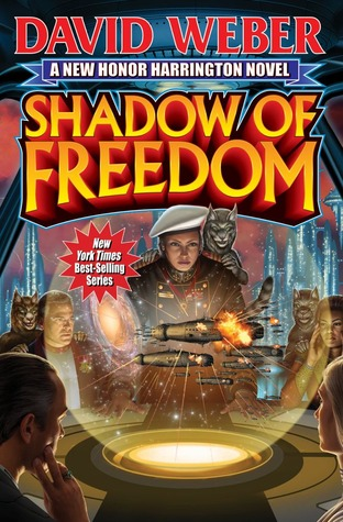 Book Review: David Weber's Shadow of Freedom