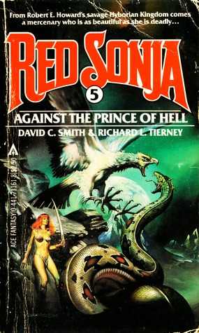 Against the Prince of Hell (Red Sonja, #5)