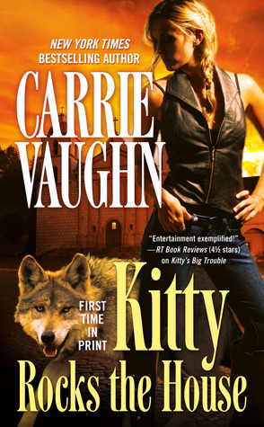 Book Review: Carrie Vaughn's Kitty Rocks the House