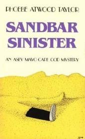 Sandbar Sinister  by  Phoebe Atwood Taylor