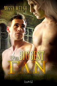 Your Biggest FAN (Greeks Invented Love #1)