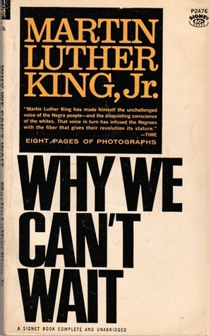 martin luther king why we cant